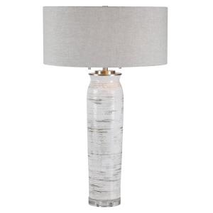 Lenta - 2 Light Table Lamp - 19 inches wide by 19 inches deep
