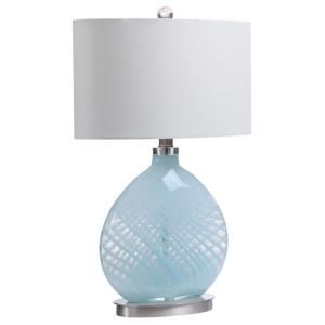 Aquata - One Light Table Lamp