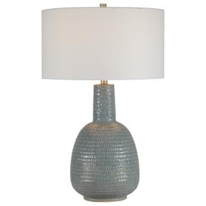 Delta - 1 Light Table Lamp - 18 inches wide by 18 inches deep