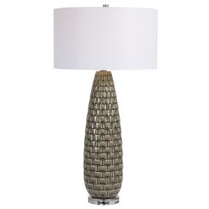 Belregard - 1 Light Table Lamp - 18 inches wide by 18 inches deep