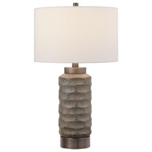Masonry - 1 Light Table Lamp - 16 inches wide by 16 inches deep