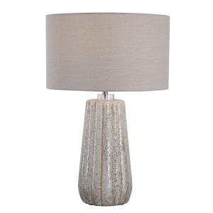 Pikes - 1 Light Table Lamp - 17 inches wide by 17 inches deep