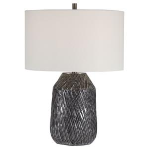 Malaya - 1 Light Table Lamp - 17 inches wide by 17 inches deep