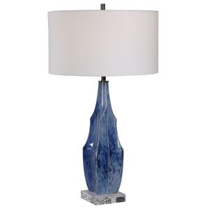 Everard - 1 Light Table Lamp - 18 inches wide by 18 inches deep