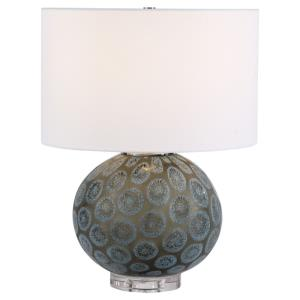 Agate - 1 Light Table Lamp - 17 inches wide by 17 inches deep
