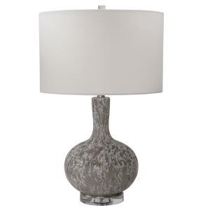 Turbulence - 1 Light Table Lamp