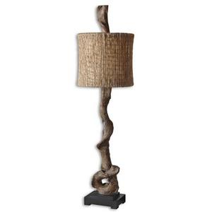 Driftwood - One Light Buffet Lamp