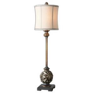 Shahla Bronze - One Light Buffet Lamp