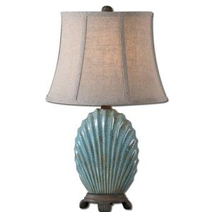 Seashell - 1 Light Buffet Lamp