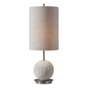 Cascara - 1 Light Table Lamp - 9 inches wide by 9 inches deep