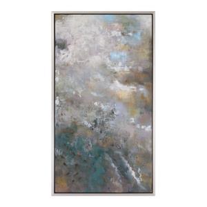 """Roaring Thunder - 49.75"""" Modern Art"""