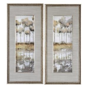 "Mozambique - 51"" Decorative Wall Art (Set of 2)"
