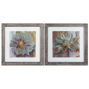 "Sublime Truth - 37.625"" Floral Wall Art (Set of 2)"