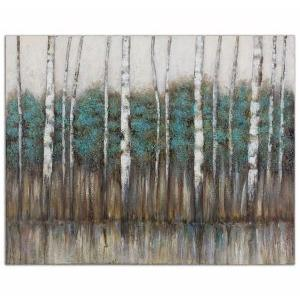 Edge Of The Forest - 51 inch Canvas Art
