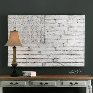 Blanco - 60 inch American Wall Art