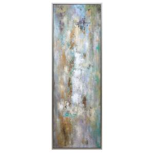 Enigma - 73.75 inch Abstract Art