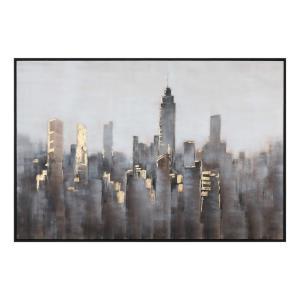 Skyline - 61 inch Modern Art