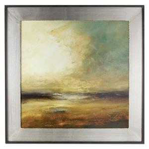 "New Land - 44.625"" Landscape Wall Art"