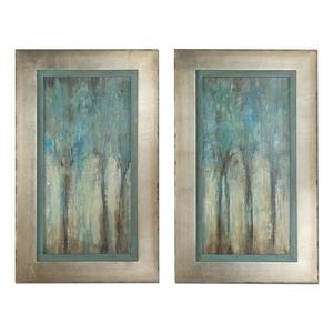 Whispering Wind - 34.63 inch Framed Art (Set of 2)