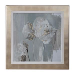 """Golden Tulip - 46.88"""" Framed Print Art"""