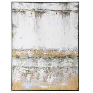"The Wall - 47.75"" Abstract Wall Art"
