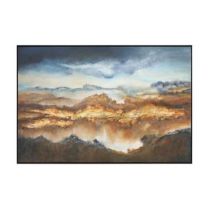 Valley Of Light - 73 inch Landscape Art