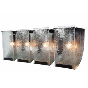 Rain - Four Light Bath Vanity