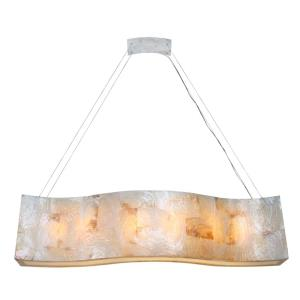 Big - Six Light Linear Pendant