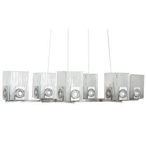 Polar - Six Light Chandelier