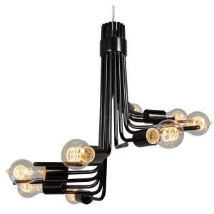 Socket-To-Me - 8 Light - Chandelier