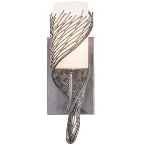 Flow Wrapped - One Light Wall Bracket