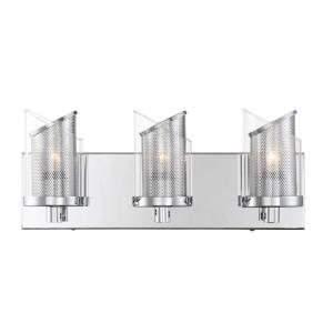 So Inclined - Three Light Bath Vanity