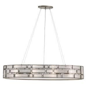 Harlowe - Four Light Linear Pendant