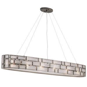 Harlowe - Six Light Linear Pendant