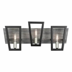 Zag - Three Light Bath Vanity
