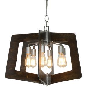 Lofty - Six Light Chandelier