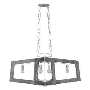 Lofty - Eight Light Oval Linear Pendant