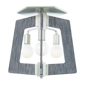 Lofty - Three Light Ceiling Mount