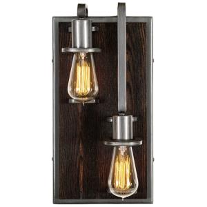Lofty - Two Light Right Wall Sconce
