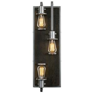 Lofty - Three Light Wall Sconce
