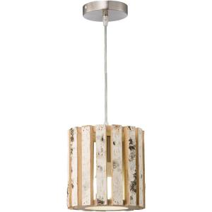 Woody - One Light Mini Pendant