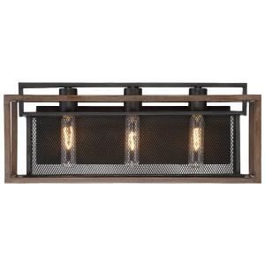 Rio Lobo - Three Light Bath Vanity