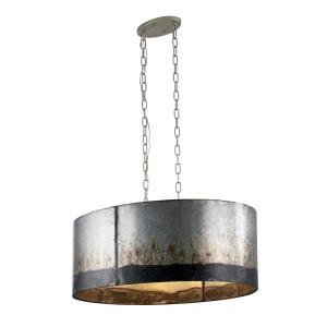 Cannery - Six Light Linear Pendant