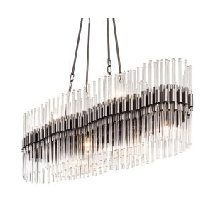 Astrid - Ten Light Linear Pendant
