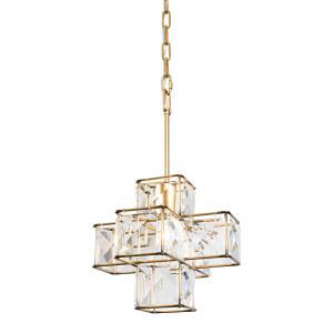 Cubic - One Light Pendant