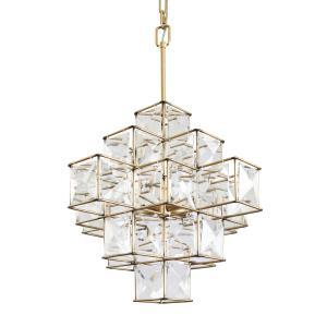 Cubic - Six Light Pendant