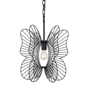 Monarch - Butterfly One Light Pendant