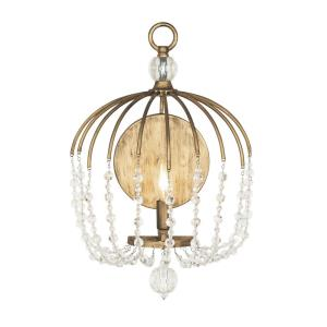 Voliere - 1 Light Wall Sconce