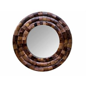 "Wine Country - 36"" Circular Mirror"