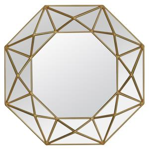 Geo - 31.5 Inch Octagonal Wall Mirror